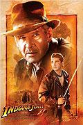 Poster k filmu        Indiana Jones a Království křišťálové lebky
