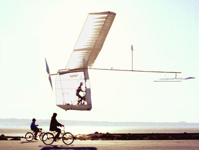 Gossamer Albatros