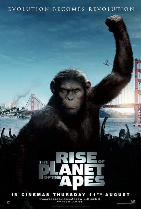 Zrození planety opic