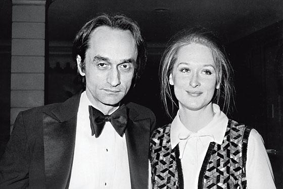 John Cazale & Meryl Streep