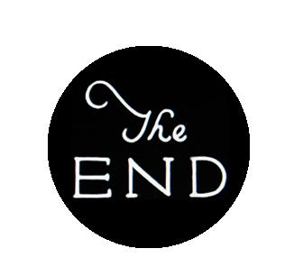Výsledek obrázku pro the end tumblr