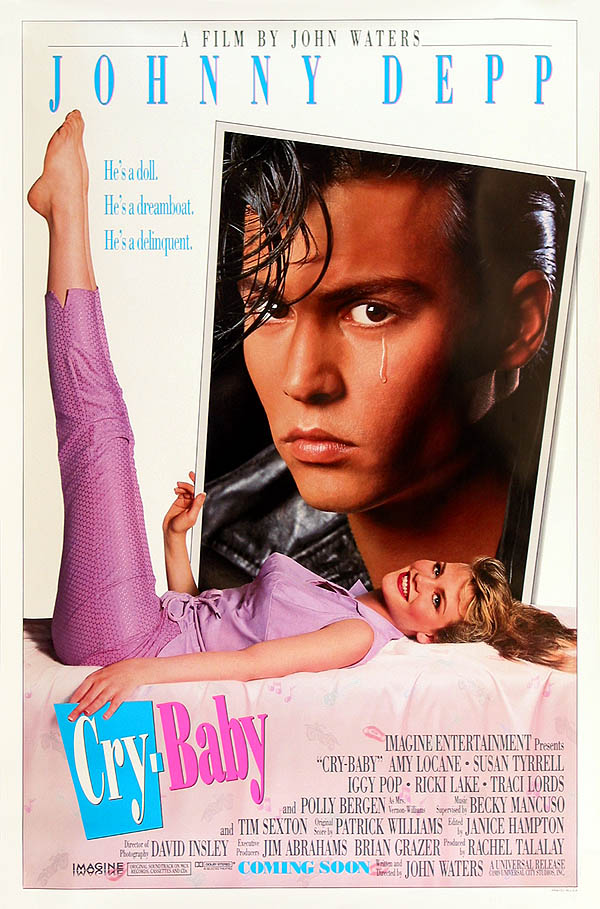 Cry-Baby (1991)