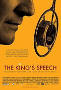 Poster k filmu        Králova řeč
