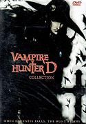 Poster k filmu        Vampire Hunter D