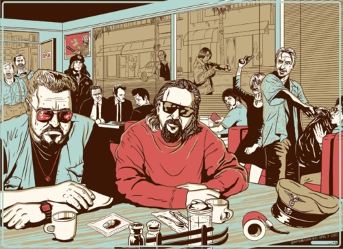 Tarantino and Coen brothers