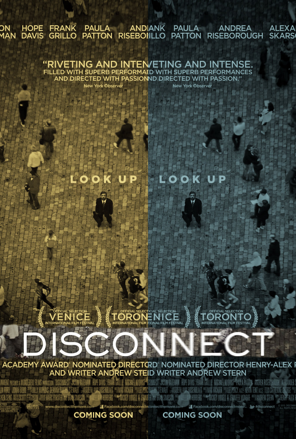 Disconnect 2012/2013