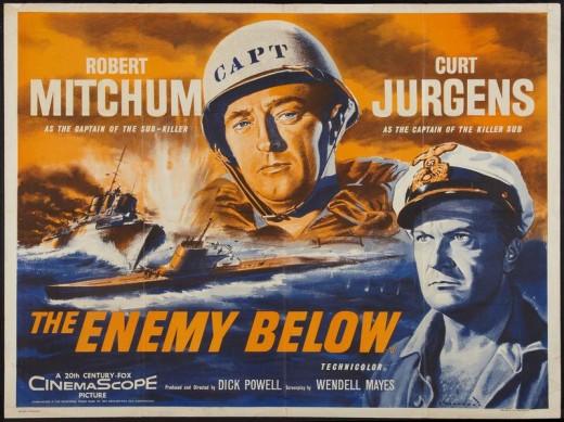 The Enemy Below 1957