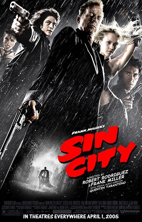 Sin City - Město hříchu (2005)