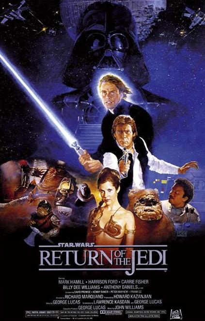 Star Wars: Epizoda VI. - Návrat Jediho (1983)