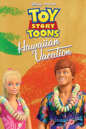 Toy Story - Hawaiian Vacation