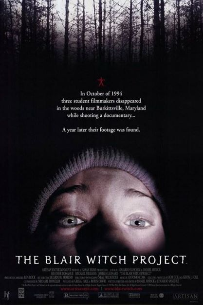 The Blair Witch Project 1, 2