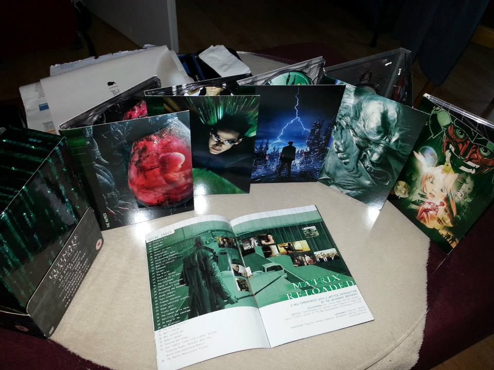 The Ultimate Matrix Collection (10 Disc Box Set)