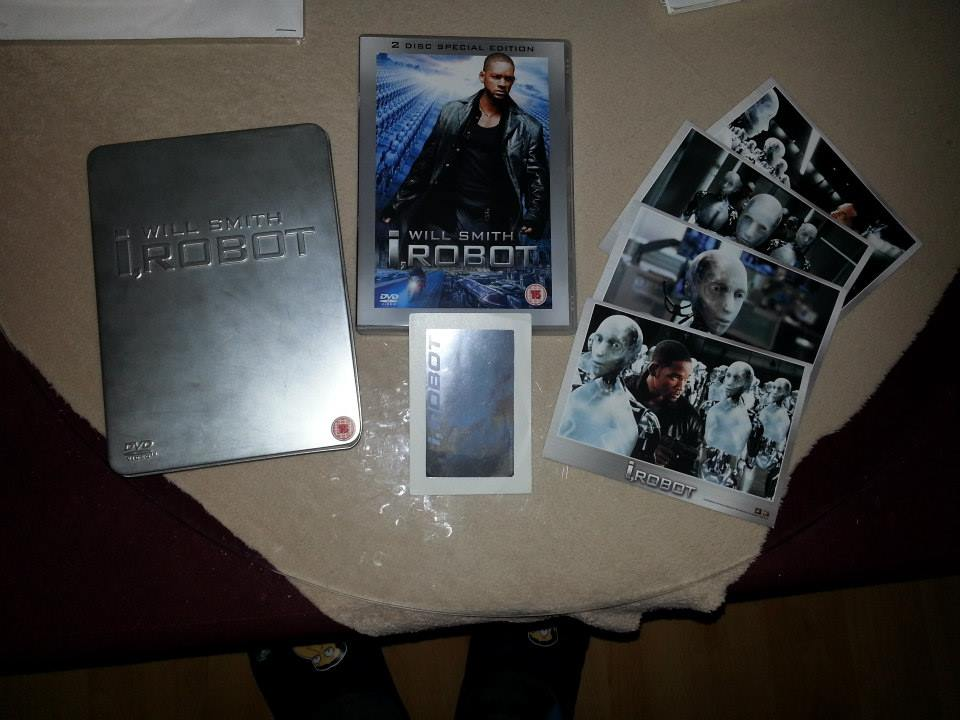 I, Robot: Limited Edition Collector's Tin