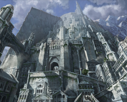 Pán Prstenů - Minas Tirith