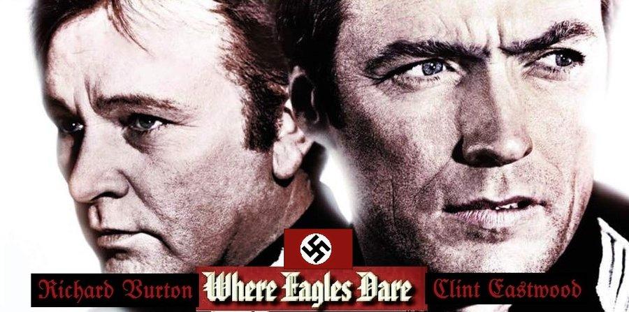 where eagle dare