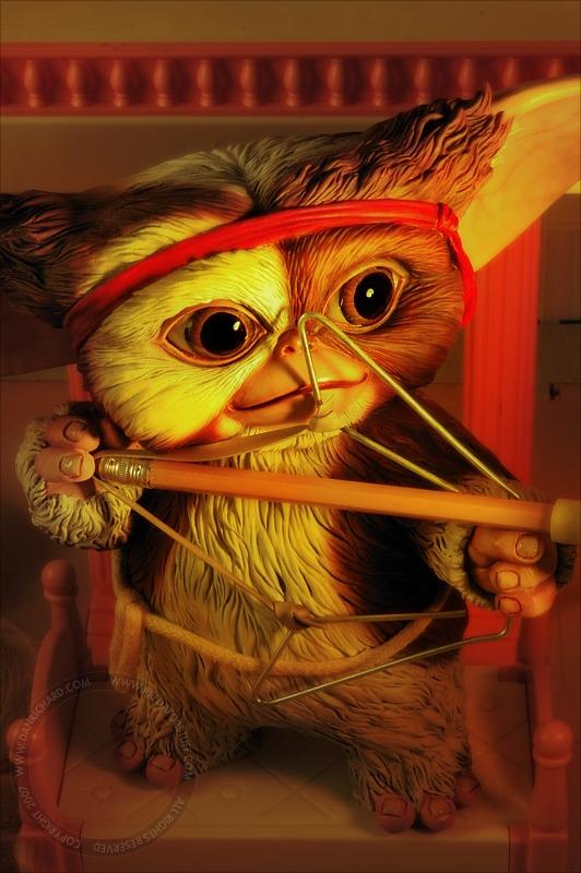 Mogwai Gizmo ve filmu Gremlins