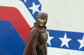 Erik Lehnsherr ve filmu X-Men