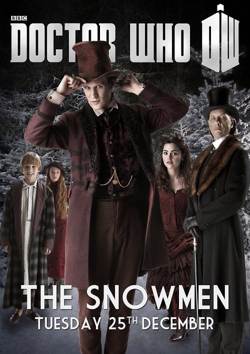 Pán času: Sněhuláci (2012)