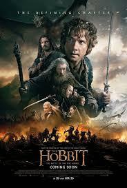 The hobbit : Všetky časti