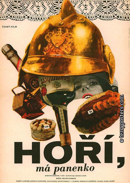 Hoří má panenko (1967)
