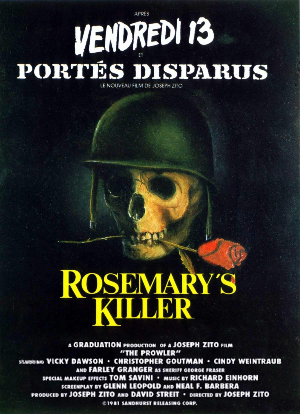 Rosemary's Killer (1981)