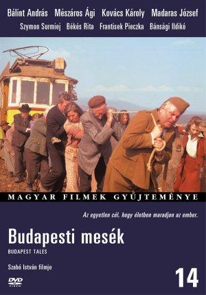 Budapešťské povídky