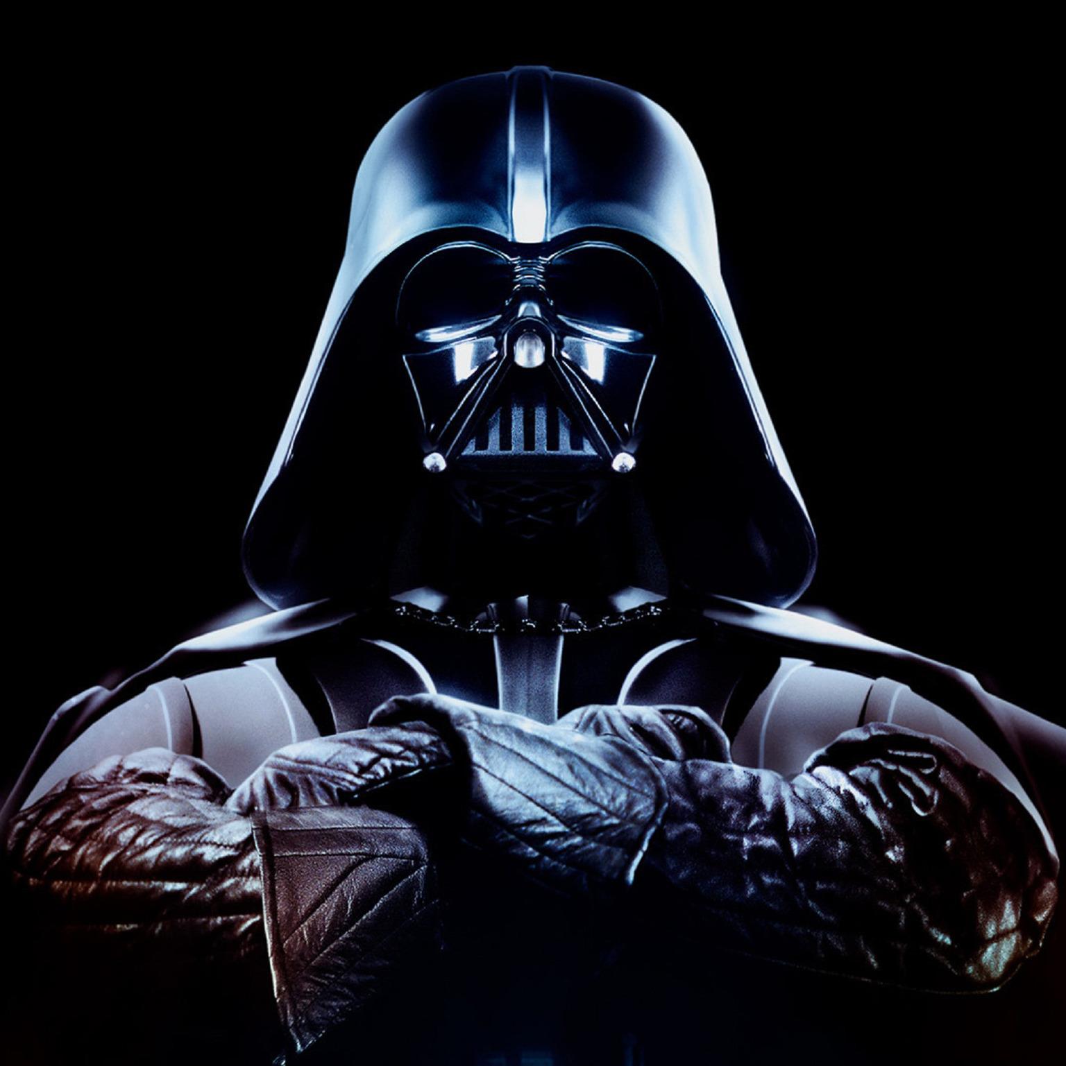 Dart Vader ze Star Wars IV., V., VI.