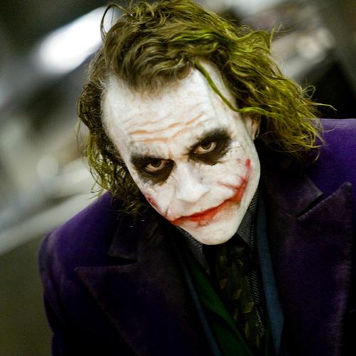 Joker z Temnýho Rytíře