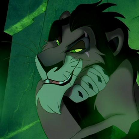 Scar z Lvího krále