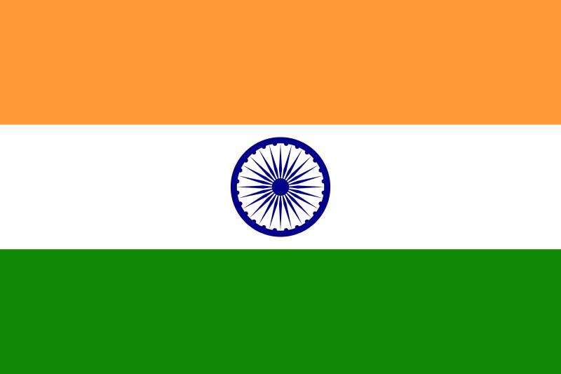 Indická vlajka