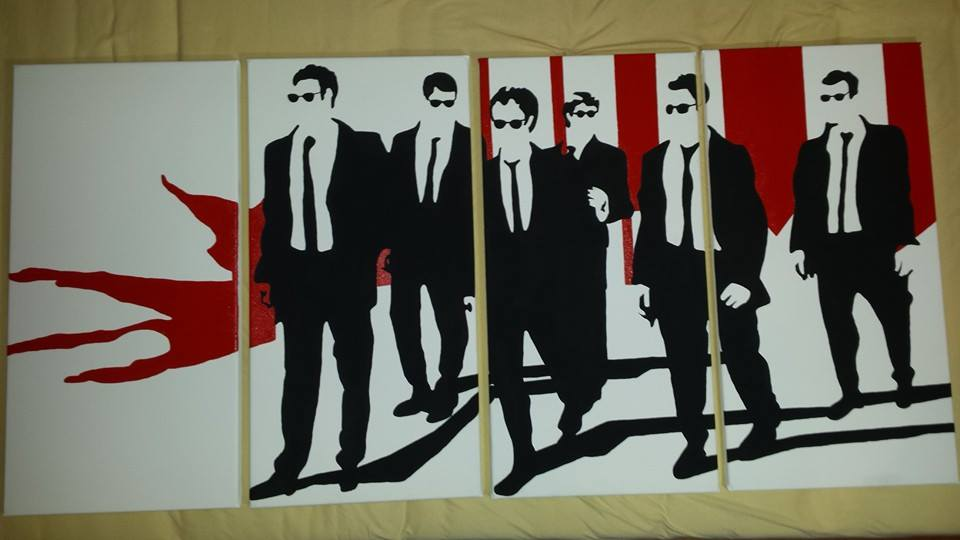 My kind of art - Reservoir Dogs