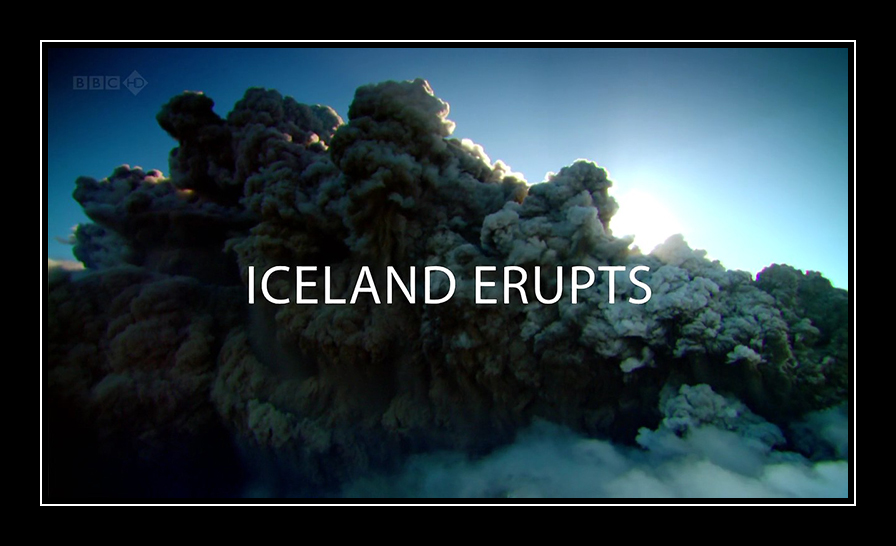 Iceland Erupts - A Volcano Live Special