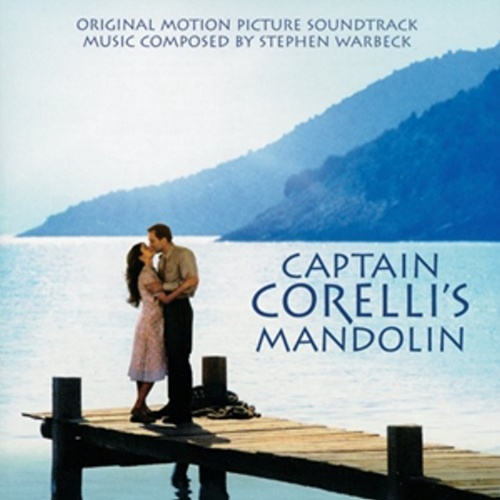 Stephen Warbeck - Mandolína kapitána Corelliho