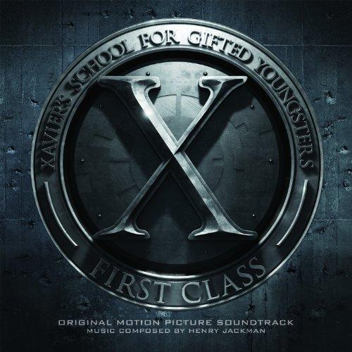 Henry Jackman - X-Men: První třída