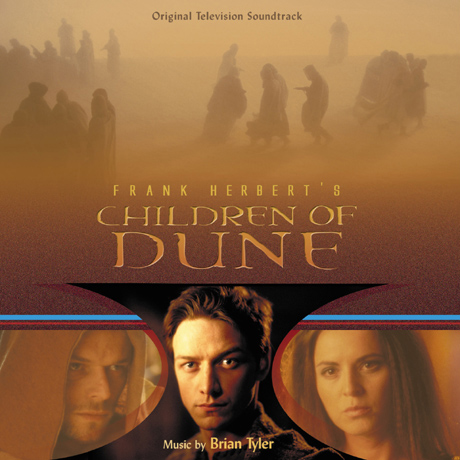 Brian Tyler - Děti duny