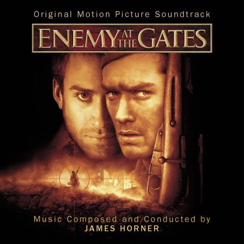 James Horner - Nepřítel před branami