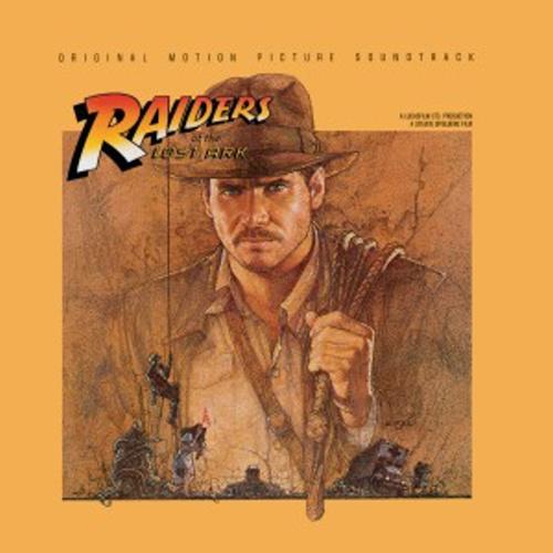 John Williams - Indiana Jones a Dobyvatelé ztracené archy