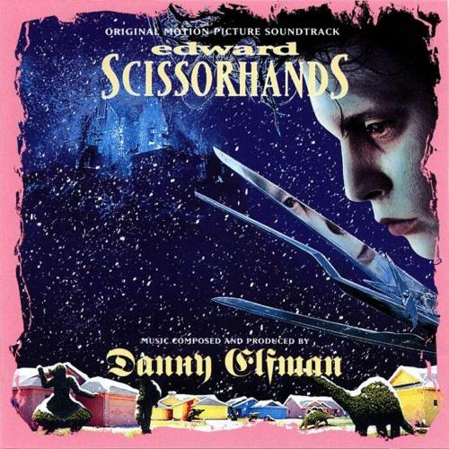 Danny Elfman - Střihoruký Edward