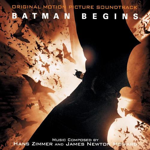 Hans Zimmer a James Newton Howard - Batman začíná
