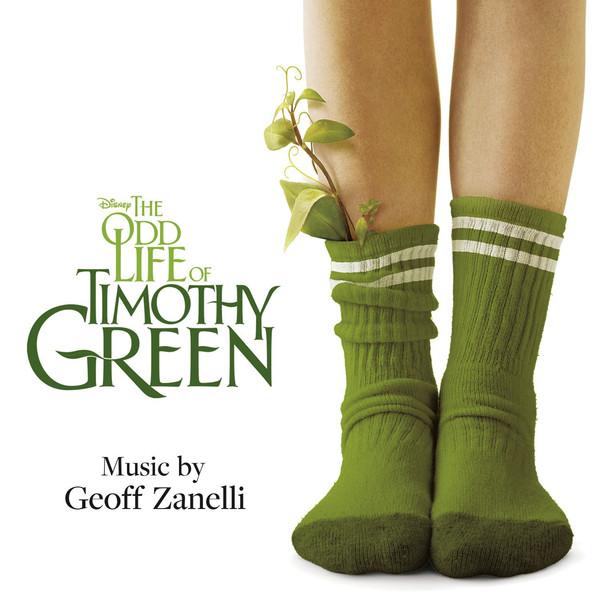 Geof Zanelli - Neobyčejný život Timothyho Greena