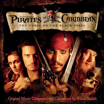 Klaus Badelt - Piráti z Karibiku: Prokletí Černé perly