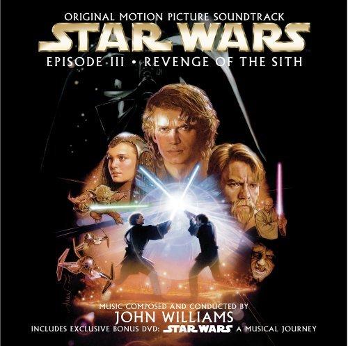 John Williams - Hvězdné války - Epizoda III: Pomsta Sithů