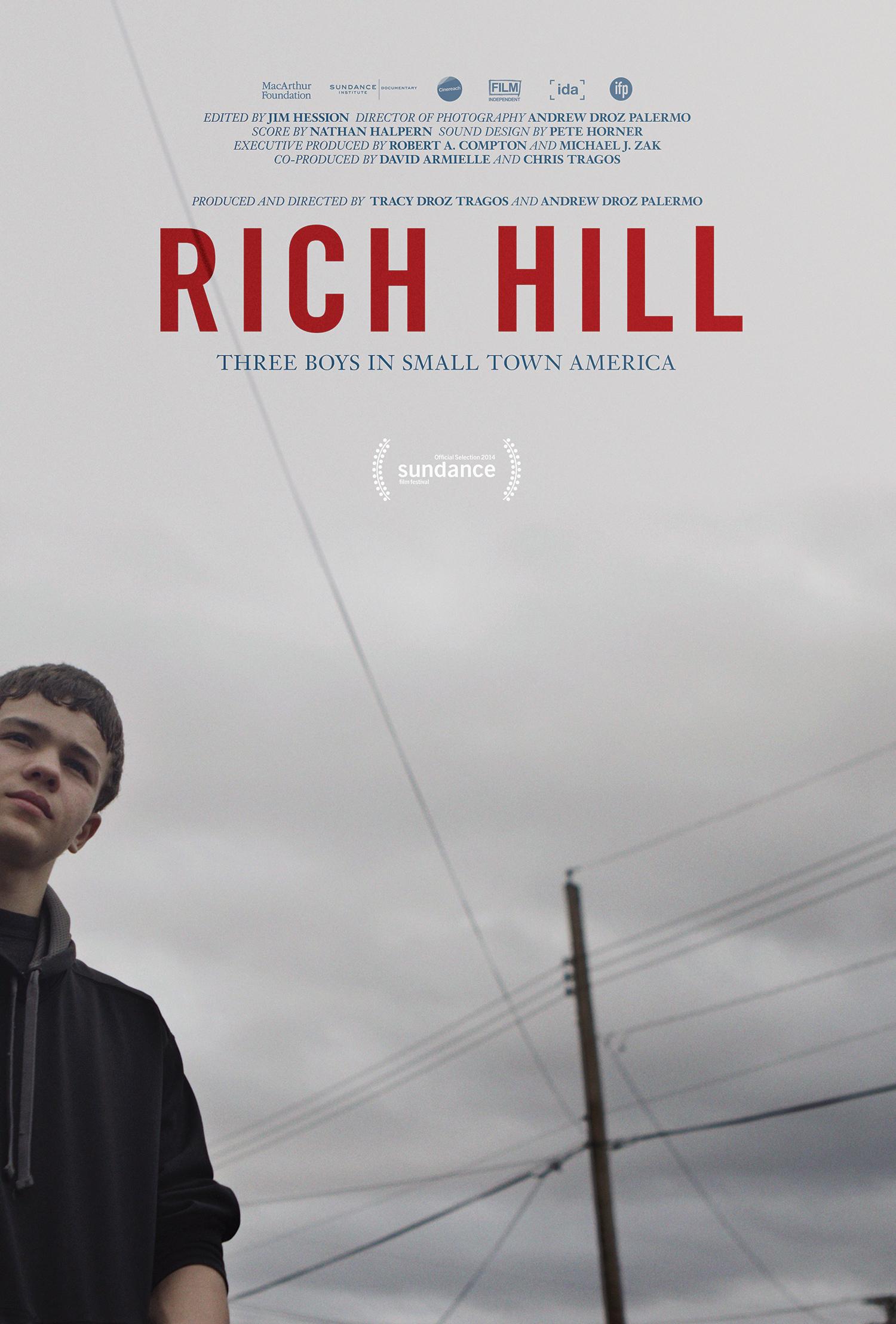 Rich Hill 2014