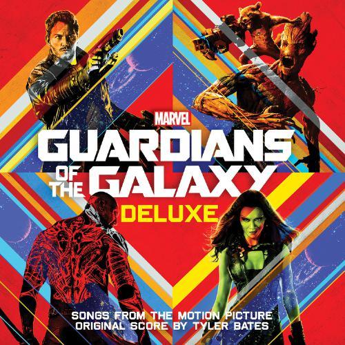 Brian Tyler - Strážci galaxie