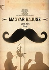 Magyar bajusz/Maďarský knír