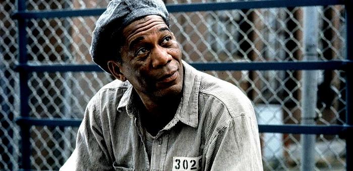 """Ellis Boyd """"Red"""" Redding - Vykoupení z věznice Shawshank"""