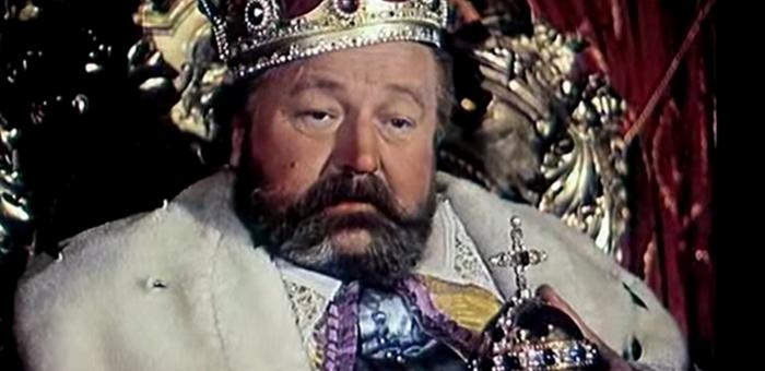Já první - Byl jednou jeden král