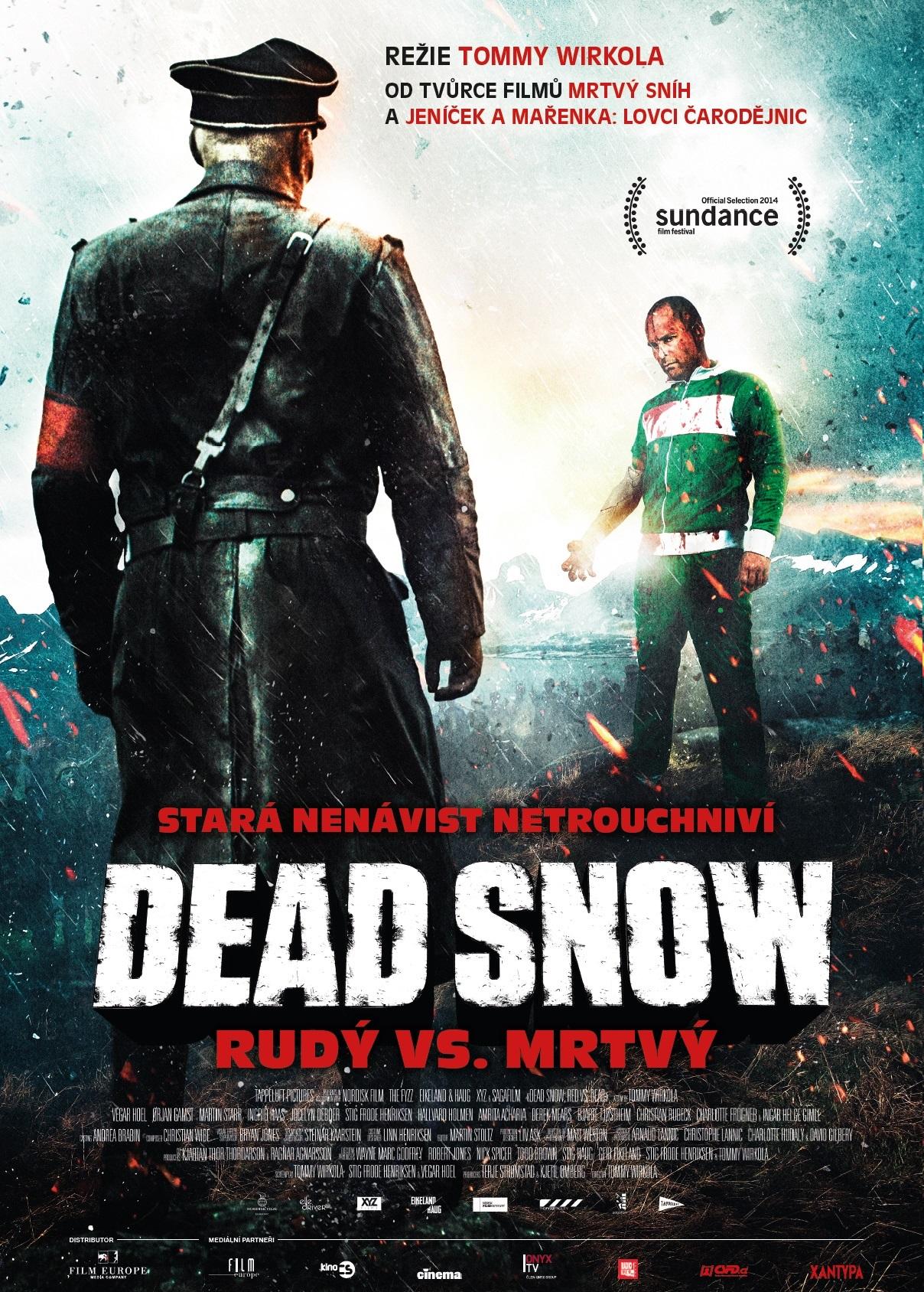 Dead Snow: Rudý vs. Mrtvý