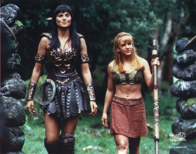 Xena:The warrior princess