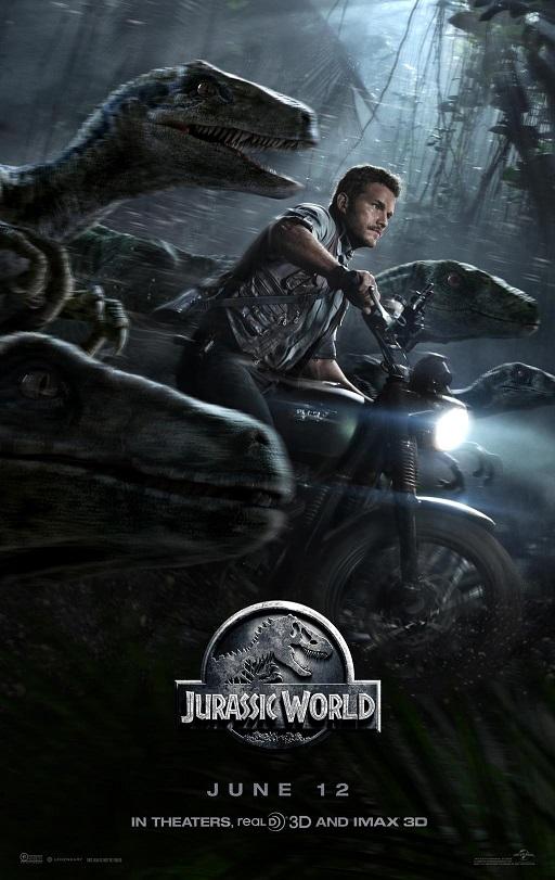Jurský svět (2015)
